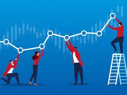 Amerikaanse aandelen vestigen records terwijl het optimisme van beleggers groeit